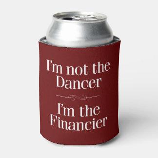 No soy el bailarín enfriador de latas
