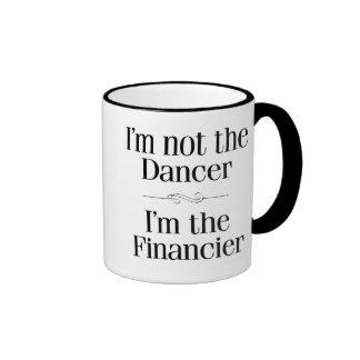 No soy el bailarín taza de dos colores