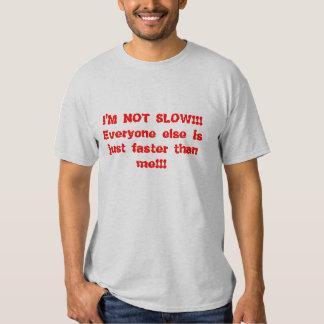 No soy etc. lento playera