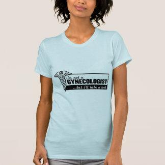no soy ginecólogo sino que tomaré una mirada diver camisetas
