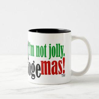 No soy gordo y no soy alegre tazas de café