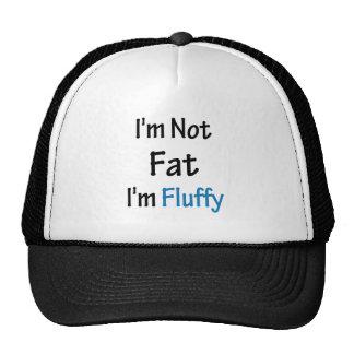 No soy gordo yo soy mullido gorras