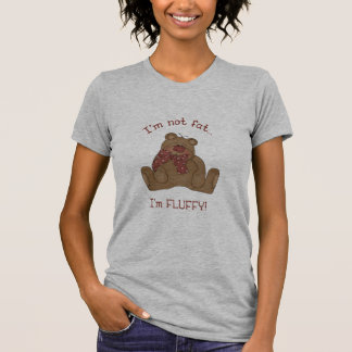 ¡No soy gordo, yo soy mullido! Camiseta