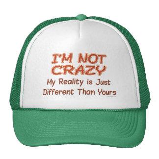No soy gorras locos