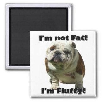 No soy imán gordo del dogo