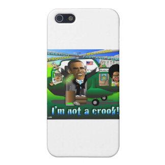 No soy ladrón iPhone 5 cobertura