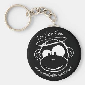 No soy llavero malvado del mono