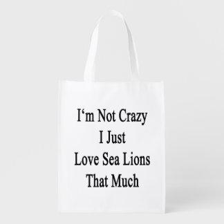No soy los leones marinos locos del amor de I Bolsa Para La Compra