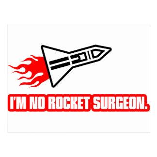 No soy ningún cirujano de Rocket Postal
