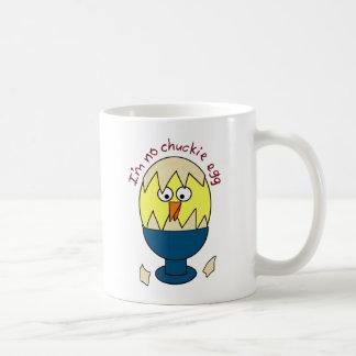 No soy ningún humor del huevo de Chuckie Taza