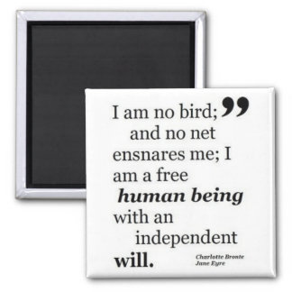 No soy ningún pájaro imán
