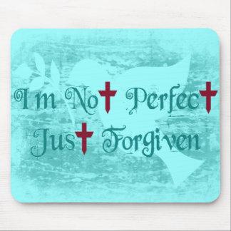 No soy perfecto mousepad