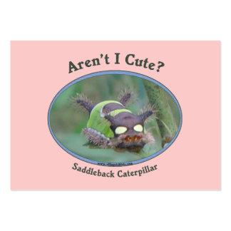 No soy que Caterpillar lindo fastidia Tarjeta De Negocio