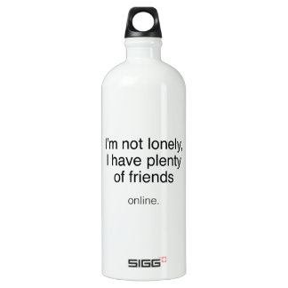 No soy solo, yo tengo un montón de amigos… Onli