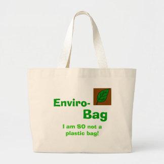 No soy TAN una bolsa de plástico