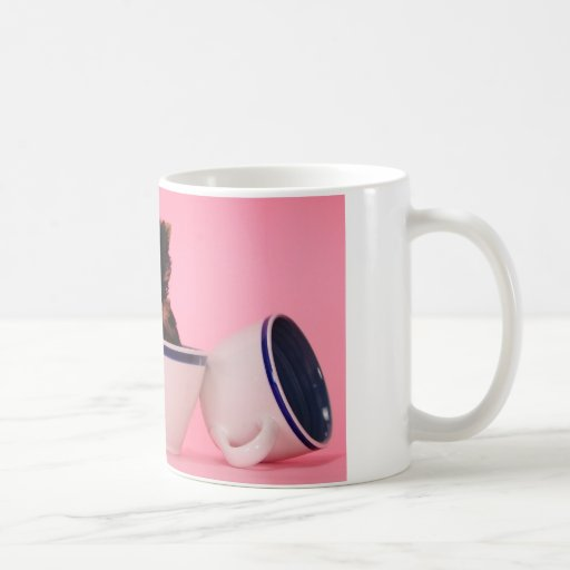¡No soy un caniche de la taza de té!
