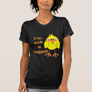 No soy un vegano de la pepita una camiseta vegetar