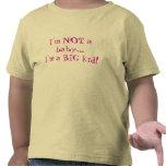 No soy una camiseta del bebé