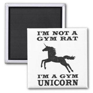 No soy una rata del gimnasio que soy un unicornio imán
