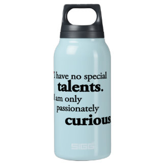 No Special Talent Insulated Water Bottle