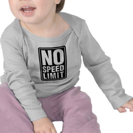 No Speed Limit Shirt