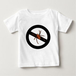No Spiders please Baby T-Shirt