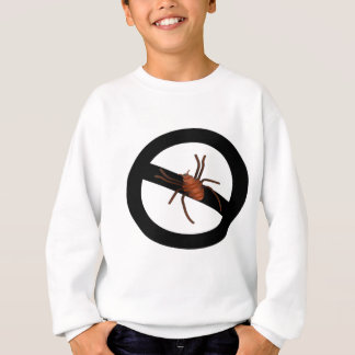 No Spiders please Sweatshirt