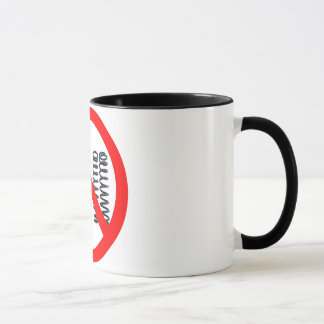 No Springs! Mug