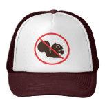 No Squirrels Trucker Hat