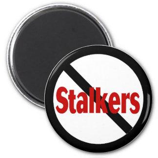 No Stalkers Magnet