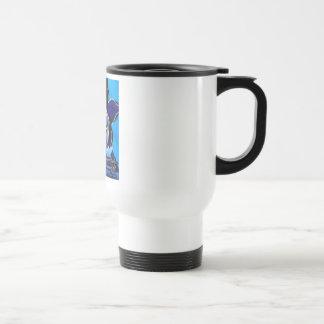 No Standing Still Coffee Mug