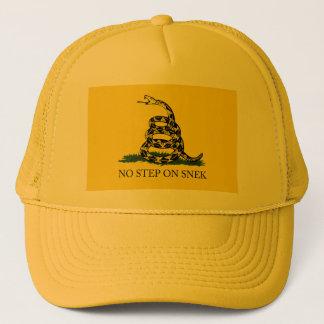 NO STEP ON SNEK Trucker Hat