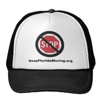 No Stop - Keep Florida Moving hat
