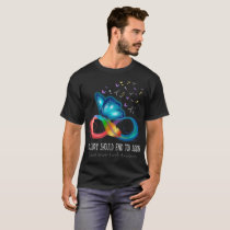 No Story Should End Too Soon Charcot Marie Tooth T-Shirt