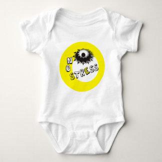 NO STRESS BABY BODYSUIT