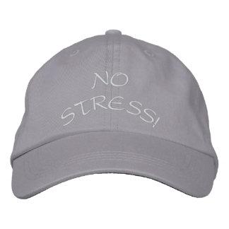 NO STRESS! BASEBALL CAP