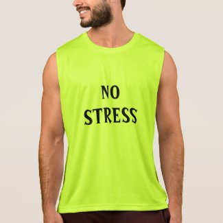 NO STRESS Cool Men's Tank Top