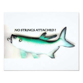 NO STRINGS ATTACHED CARD