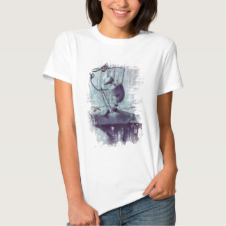 No Strings Attached, Puppet Cutting Strings Tee Shirt