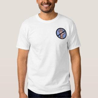 No strip search! t-shirt