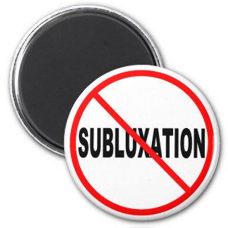 No Subluxation Magnet