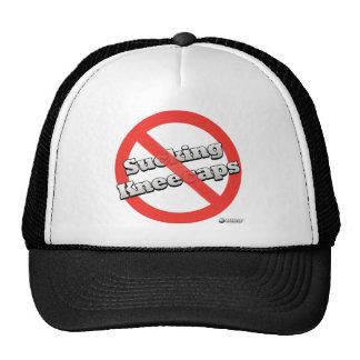 No Sucking Kneecaps Hat