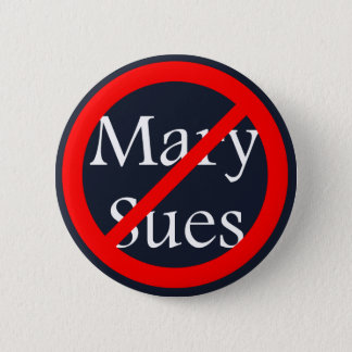 No Sues Allowed Button