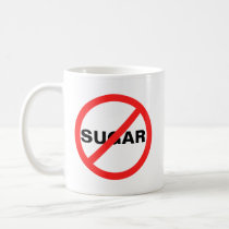No Sugar Coffee Mug