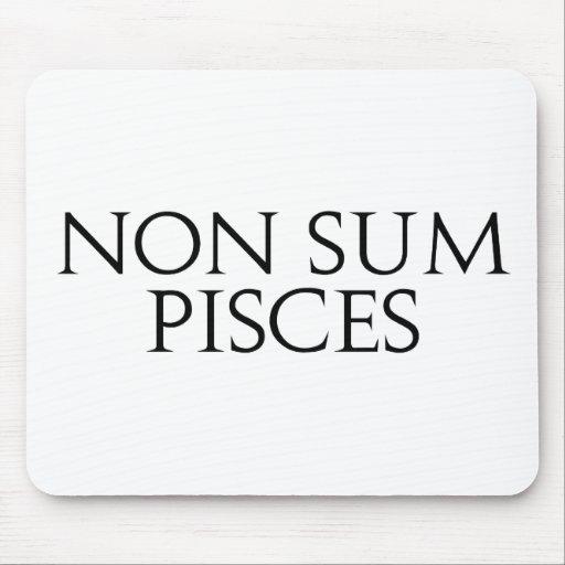 No suma Piscis Alfombrilla De Ratones