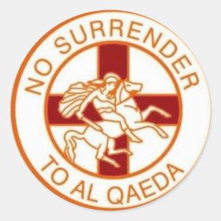 No Surrender Stickers