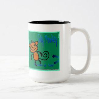 No Tail? Not a Monkey - Mug