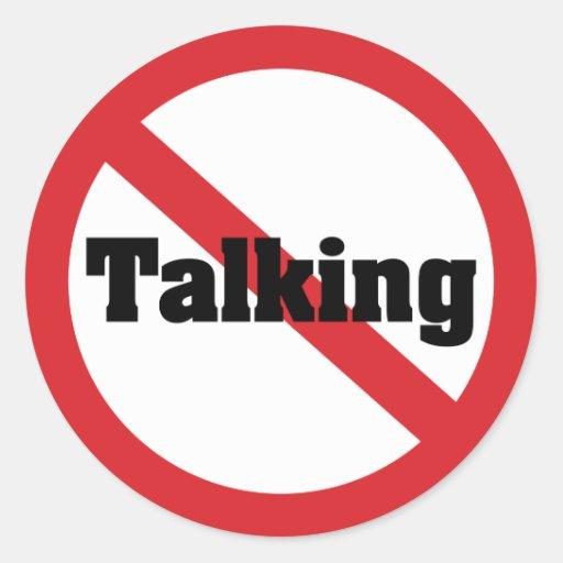 No Talking Symbol Clip Art Pictures