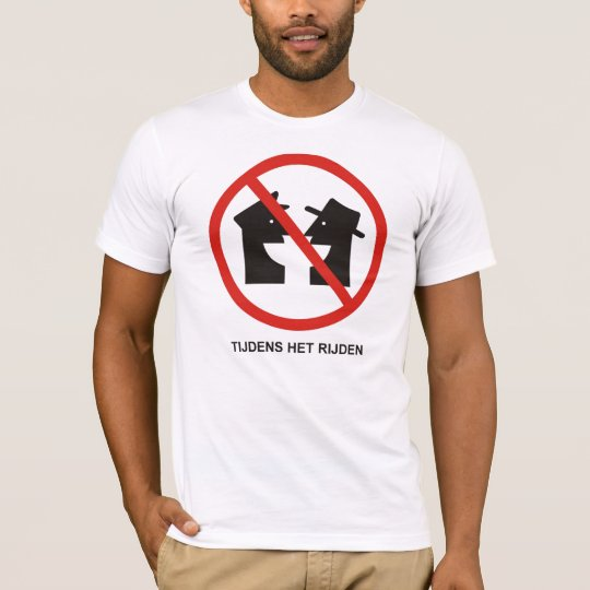 No Talking! T-Shirt