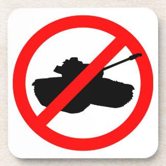 No Tanks! Drink Coaster